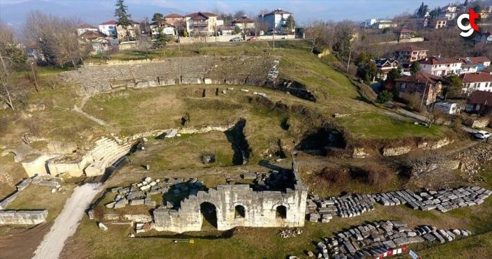 'Batı Karadeniz'in Efes'inde kazılar yeniden başladı