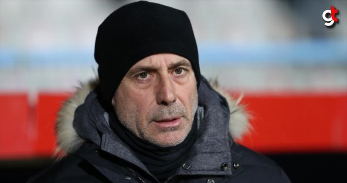 Beşiktaş Teknik Direktörü Abdullah Avcı: Onlar biraz daha fazla istediler