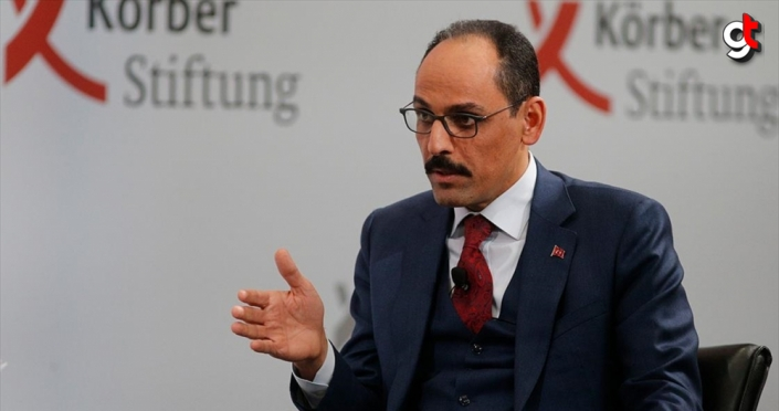 Cumhurbaşkanlığı Sözcüsü Kalın: Libya'da ateşkes ümidi sadece cumhurbaşkanımızın çabaları sayesinde mümkün oldu