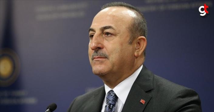 Dışişleri Bakanı Çavuşoğlu: Mısır polisinin müdahalesi kabul edilebilir değil