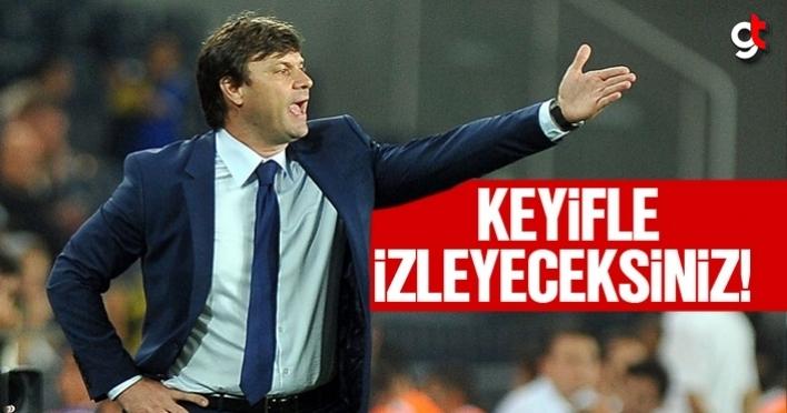 Ertuğrul Sağlam, 'Samsunspor maçlarını keyifle izleyeceksiniz'