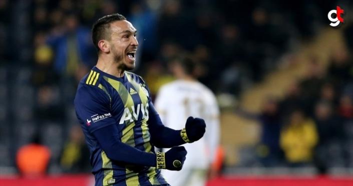 Fenerbahçeli futbolcu Mevlüt Erdinç: Bu statta gol atmak inanılmaz bir şey