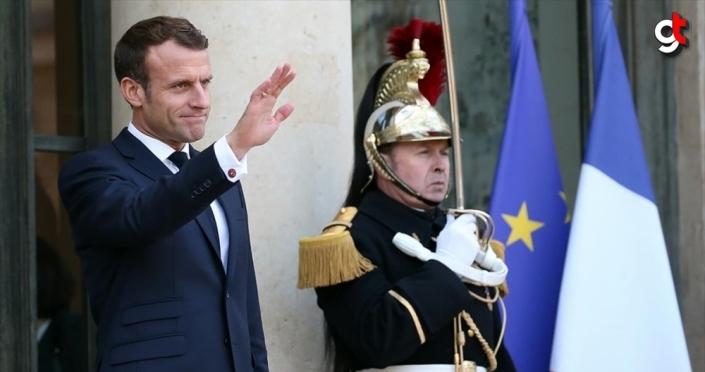 Fransa Cumhurbaşkanı Macron: İngiltere'nin AB'den ayrılması tarihi bir uyarıdır
