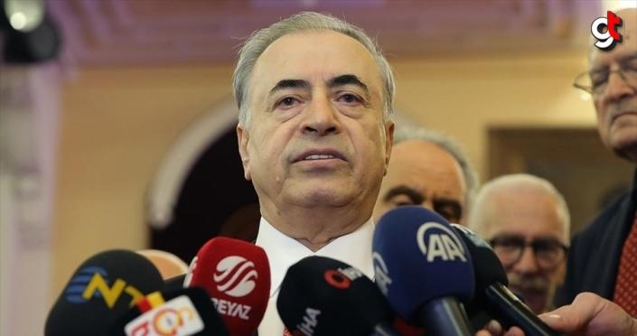 Galatasaray Başkanı Cengiz: Fatih Terim'le ayrı ayrı fikirlerdeysek ayrı ayrı yollara gitmemiz gerekir