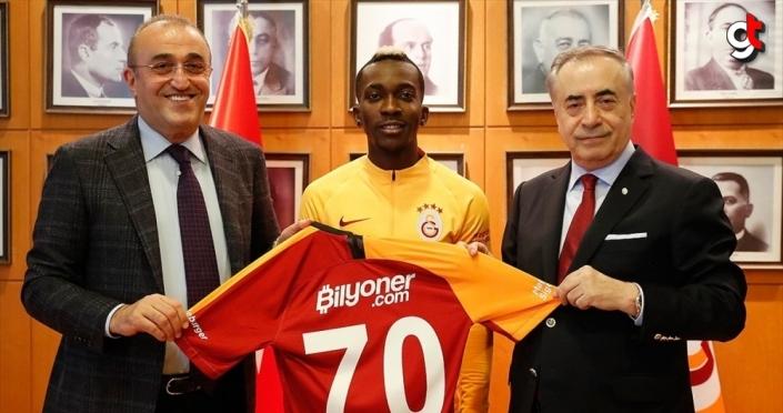 Galatasaray'da Onyekuru'nun transfer süreci tamamlandı