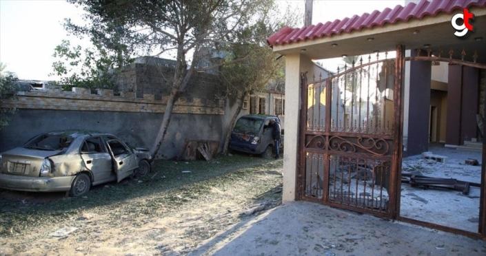 Hafter milislerinin saldırıları, Trablus'un işlek mahallelerini hayalet kasabalara çevirdi