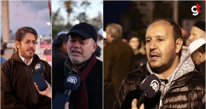 Hafter milislerinin saldırısı altındaki Trabluslular Mehmetçiği bekliyor