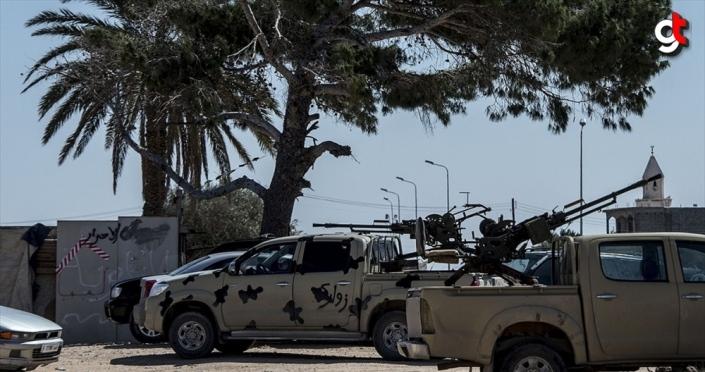 Hafter Trablus'a saldırı için takviye güç yığıyor