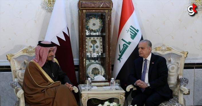 Irak Dışişleri Bakanı Hekim: Irak'ın çatışma sahası olmasını kabul etmeyiz