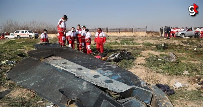 İran'da düşürülen uçakla ilgili soruşturmada gözaltılar oldu