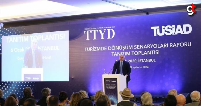 Kültür ve Turizm Bakanı Ersoy: Turizmi tabana yayamazsak turizm politikaları etkili ve sürdürülebilir olamaz