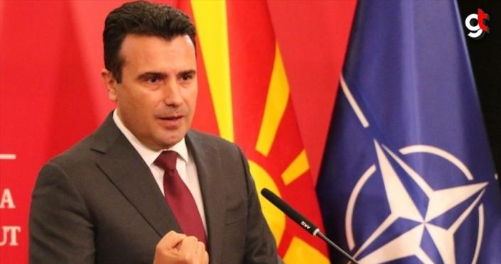 Kuzey Makedonya Başbakanı Zoran Zaev istifa etti