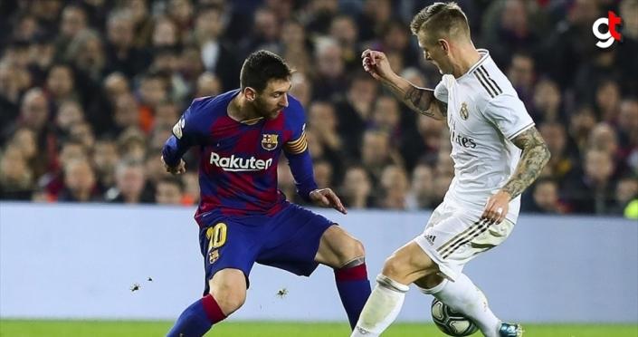 La Liga'da Barcelona ve Real Madrid'in üstünlüğü kırılamıyor