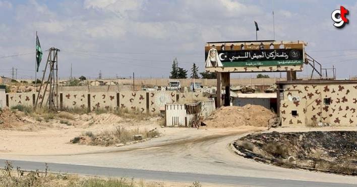 Libya'da Trablus'un güneyindeki mevziler ateş altında