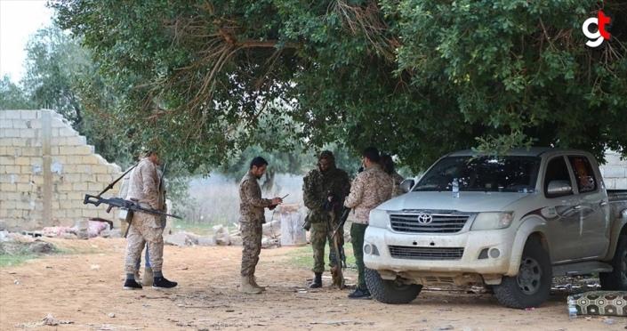 Libya'daki UMH birlikleri Hafter güçlerinin saldırı ihtimaline karşı teyakkuzda bekliyor