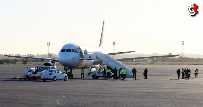Libya'nın başkentindeki tek sivil havalimanında uçuşlar yeniden başladı