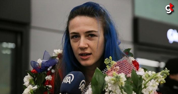 Milli voleybolcu Meryem Boz elemelerin MVP'si seçildi