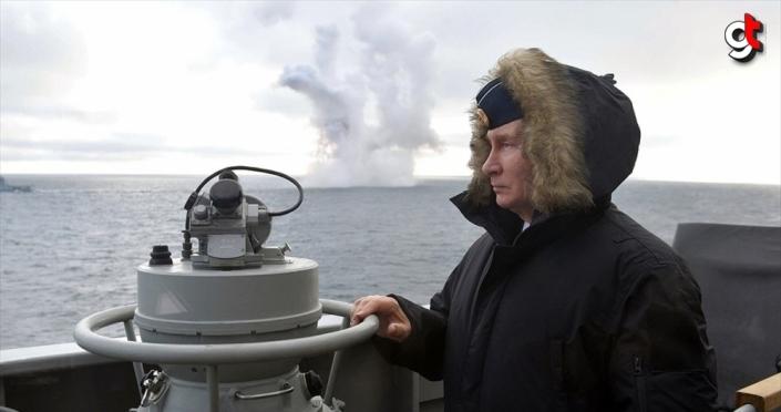 Putin'den 'nükleer silahlarda Rusya'nın lider olduğu' iddiası