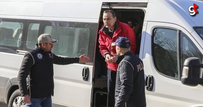 Tahliyesine itiraz üzerine gözaltına alınan FETÖ'cü eski korgeneral Metin İyidil tutuklandı