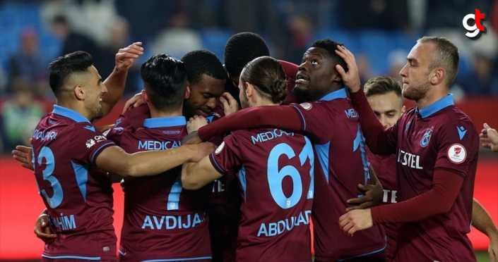 Trabzonspor'un devre arası kamp programı belli oldu