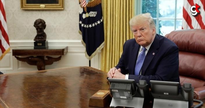 Trump ile Abdülmehdi Irak'taki son durumu görüştü