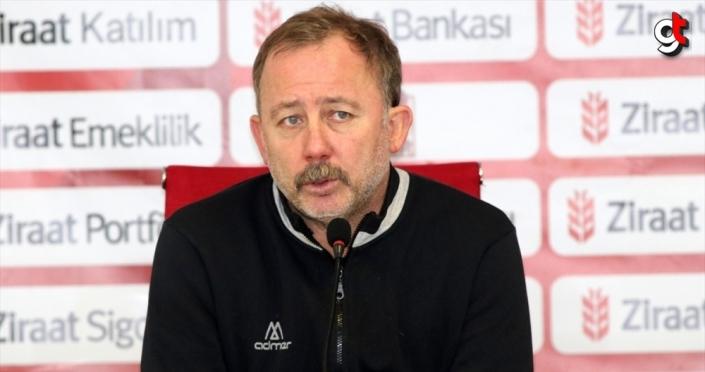 Yeni Malatyaspor Kulübü Sergen Yalçın ile yollarını ayırdı