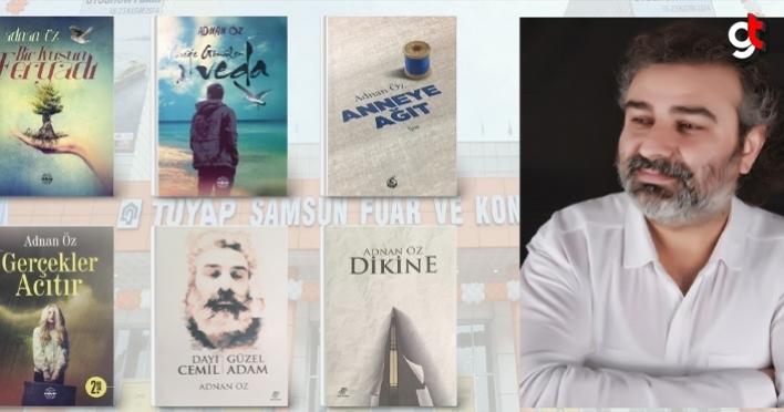 Adnan Öz'ün yeni kitabı 'Bir kuşun feryadı' çıktı