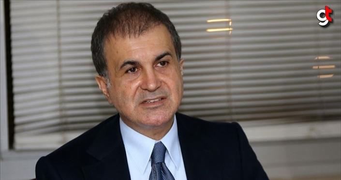 AK Parti Sözcüsü Çelik: Reform yapamayan bir AB kendini koruyamıyor