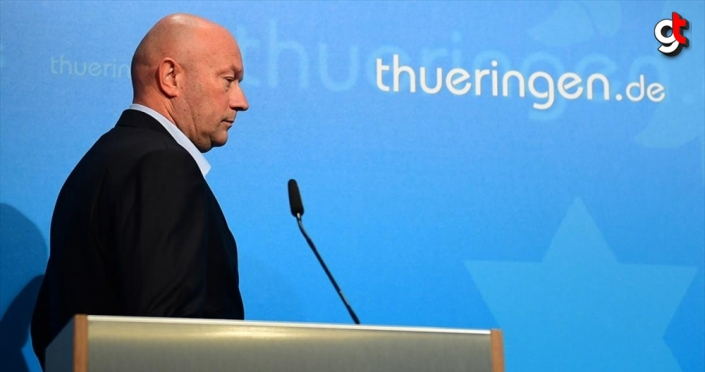 Almanya'da Thüringen eyaleti Başbakanı Kemmerich görevinden istifa etti