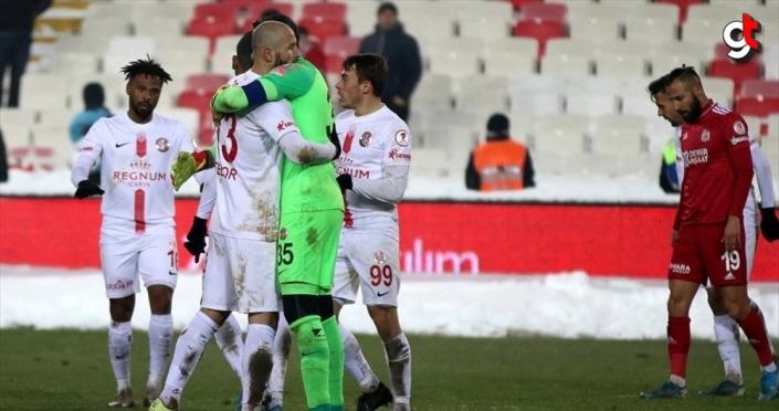 Antalyaspor Ziraat Türkiye Kupası'nda yarı finale yükseldi