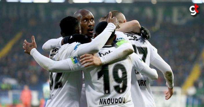 Beşiktaş, Sergen Yalçın ile ilk maçında kazandı