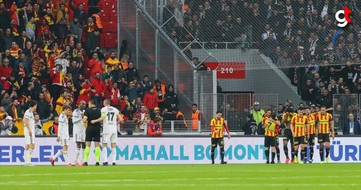 Beşiktaş TFF'nin Göztepe maçı kararını bekliyor