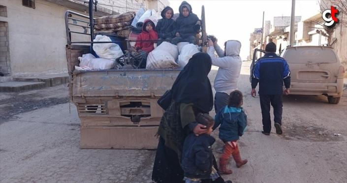 BM'den İdlib'de yerinden edilenler için 'acil koruma ve barınak' çağrısı