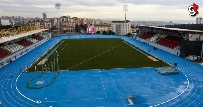 Burhan Felek Atletizm Stadı kapılarını açıyor