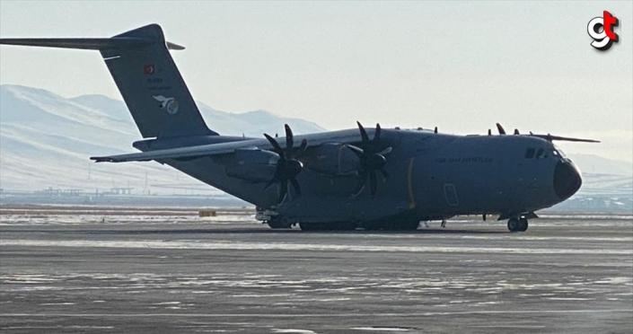 Çin'den gelen uçak ve malzemeler arındırma işlemine tabi tutulacak