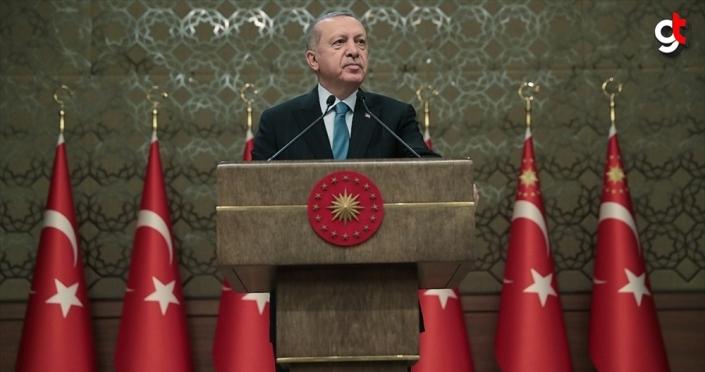 Cumhurbaşkanı Erdoğan: Sözde 'Yüzyılın Planı' hayalden başka bir şey değil