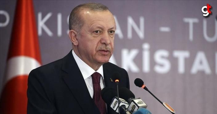 Cumhurbaşkanı Erdoğan: Türkiye'ye yatırım yapan hiç kimse pişman olmamıştır