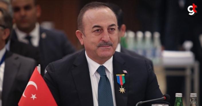 Dışişleri Bakanı Çavuşoğlu: İdlib'deki rejim saldırıları için Rusya'dan bir heyeti bekliyoruz