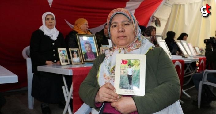 Diyarbakır annelerinden Saadet Ödümlü: Allah'ın izniyle bütün çocuklar gelecek