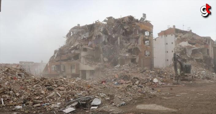 Elazığ'da hasar tespit çalışmalarında sona gelindi