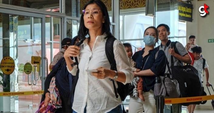 Endonezya, Çin vatandaşları için vizesiz seyahat uygulamasını askıya aldı
