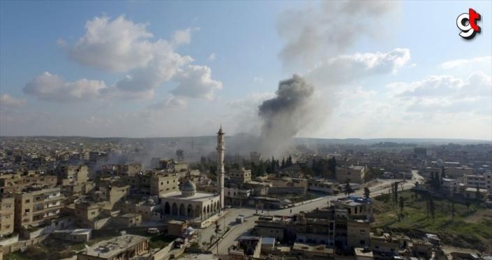 Esed rejimi, İdlib Gerginliği Azaltma Bölgesi'nde 18 yerleşimi daha ele geçirdi