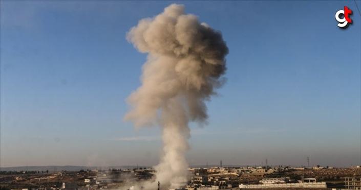 Esed rejimi ve Rusya İdlib'de yaklaşık bir ayda 183 sivili katletti