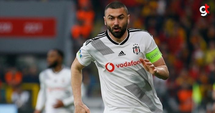 Formda Burak Yılmaz Beşiktaş'taki en golcü dönemine çok yaklaştı