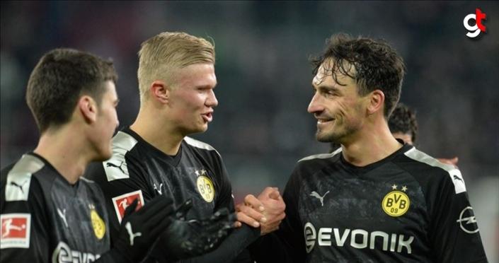 Haaland'dan Avrupa'nın yıldız futbolcularını kıskandıran performans