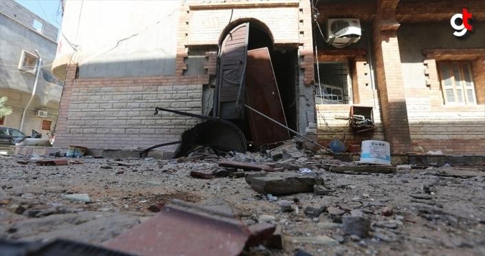 Hafter milislerinden Trablus'ta sivil yerleşimlere roket saldırısı: 1 ölü, 3 yaralı