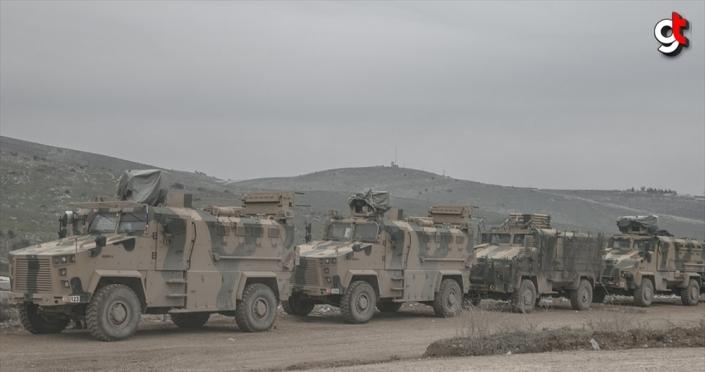 İdlib'deki gözlem noktalarına komando takviyesi yapıldı