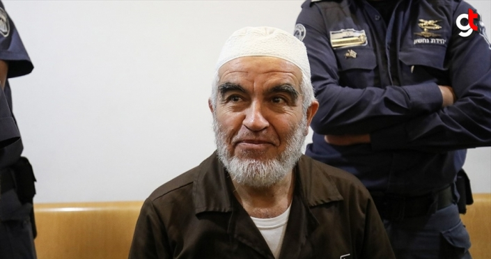 İsrail mahkemesi 1948 Filistin İslami Hareketi lideri Salah'ı 28 ay hapis cezasına çarptırdı