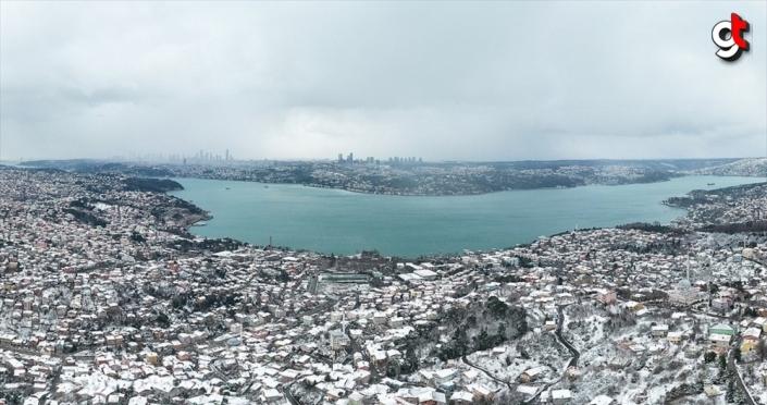 İstanbul'da kilometrekareye Güngören'de 41 bin 348, Şile'de 47 kişi düşüyor