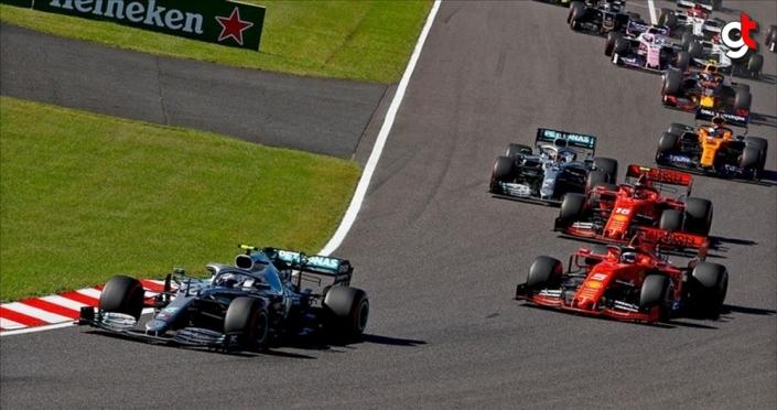 Koronavirüs nedeniyle Formula 1'in Çin etabı ertelendi